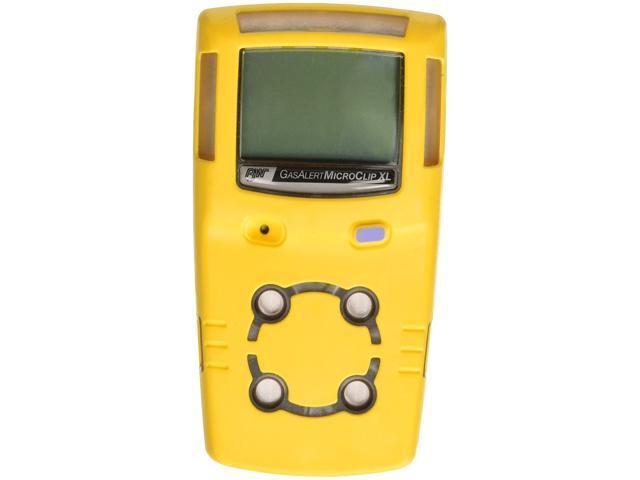 BW Technologies MCXL-XWHM-Y-NA GasAlertMicroClip XL 4 Gas Detector (688295890720 Electronics) photo