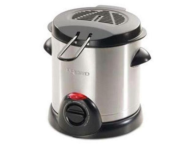 Presto 05470 Electric Deep Fryer, Stainless Steel photo