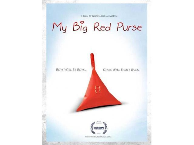 Posterazzi MOVAB36904 My Big Red Purse Movie Poster - 27 x 40 in. (Arts & Entertainment Artwork) photo