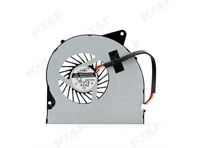 FCQLR Compatible for ADDA AB08505HB120B00 5V 0.50A Lenovo IdeaPad Z710ks Notebook Cooling Fan