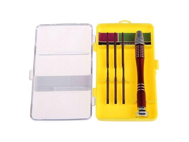 Precision 6 in 1 Multi-Purpose Screwdriver Repair Set Kit For Apple Mobile Phone For Samsung Laptop PC Computer Small Appliances photo