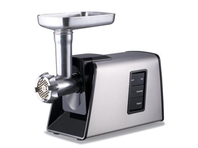 Sunmile Electric Meat Grinderand Sausage Stuffer 1000W Max ETL Approved Heavy Duty Meat Grinder Stainless Steel Mincer Food Grinder with 3. photo