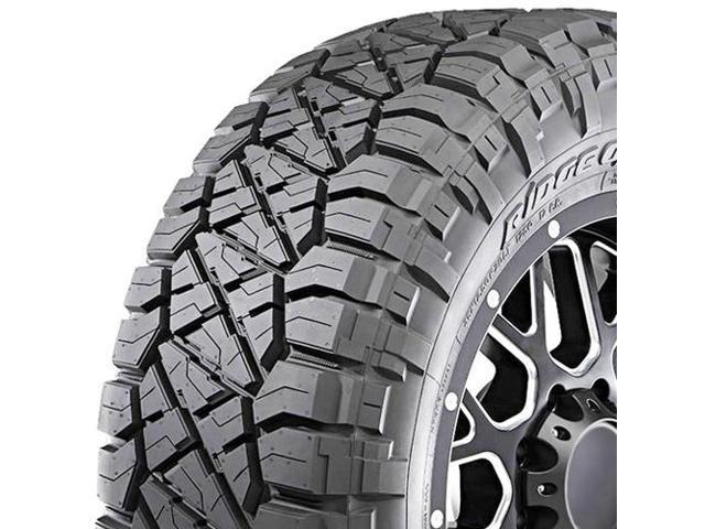 (1) New Nitto Ridge Grappler 35/12.5/22 121Q All-Terrain Tire