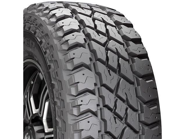 (1) New Cooper Discoverer S/T Maxx 265/60R18 119Q Tough Terrain Tire