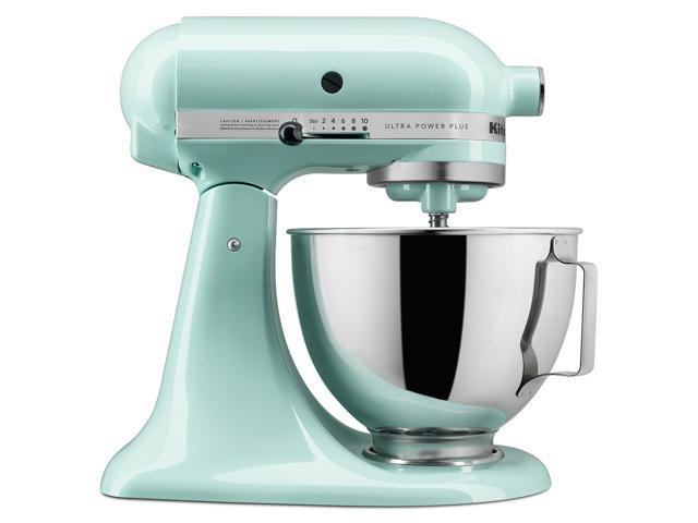 KitchenAid KSM96IC Ultra Power Plus 4.5 Qt Tilt-Head Stand Mixer, Ice Blue photo