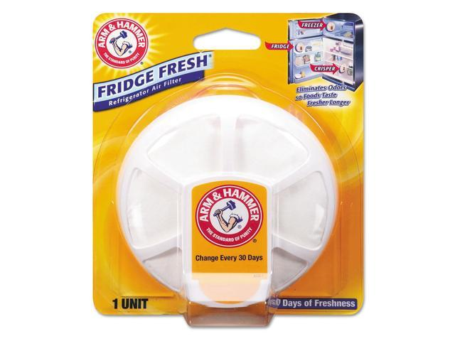 Fridge Fresh Baking Soda, Unscented, 8/carton photo