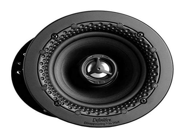 Definitive Technology Di 4.5R (Ea.) 4.5-inch Round In-Ceiling Speaker (093207063749 Electronics Audio Home Theater Systems) photo