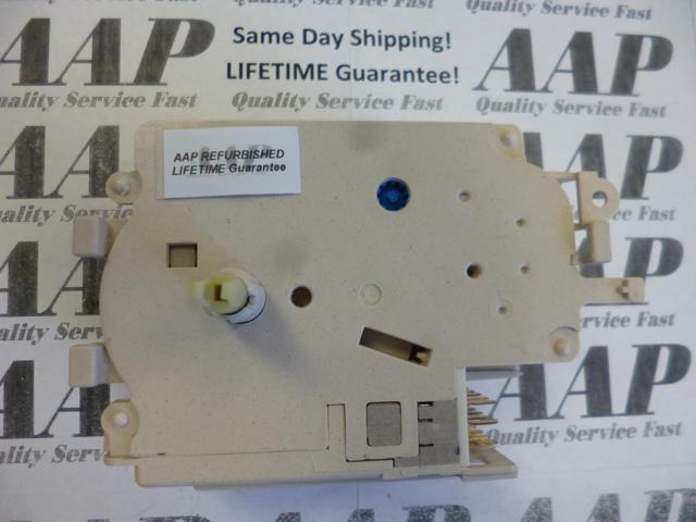 Recertified - 3951702 Whirlpool Washer Timer *LIFETIME Guarantee* SAME DAY SHIP photo