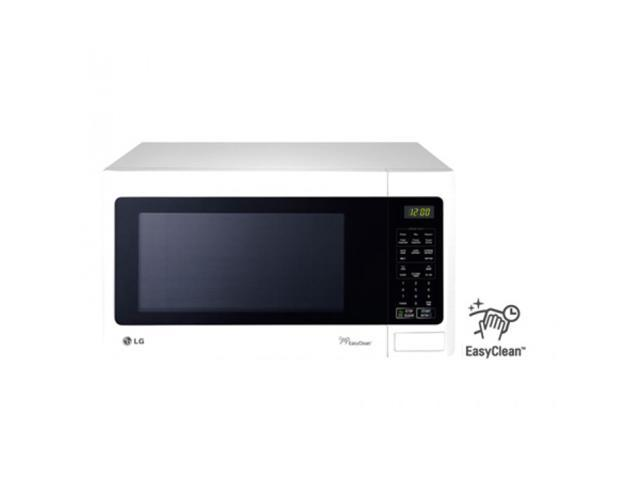 Recertified - LG LMS1531ST 1.5-cu ft 1,100-Watt Countertop Microwave (White) photo
