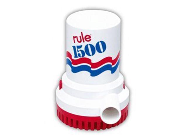 Rule 1500 Gph Non Automatic Bilge Pump photo