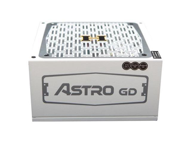 Micronics ASTRO Full Modular ASFM-750W A-PFC, patented After Cooling Technology, 80Plus Gold Certifed, All cable sleeved, 8+8pin, RoHs, DC to DC. (Electronics Computers Computer Components) photo