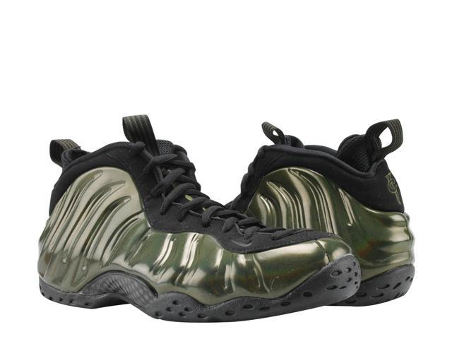 new concept e7900 fcf4a Nike Air Foamposite One Legion Green/Black Men's Basketball Shoes  314996-301 Size 10 - Newegg.com