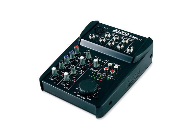 Alto Zephyr Series ZMX52 5-Channel Compact Mixer photo