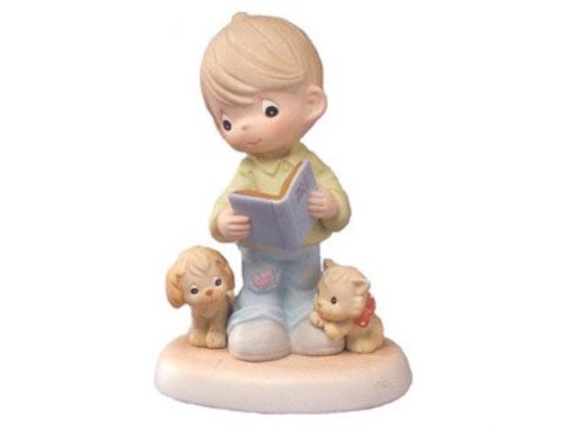 Precious Moments Inspirational A Godchild Close To My Heart Figurine (045544575881 Home & Garden Household Supplies) photo