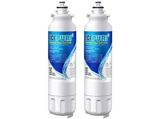 ADQ73613401 Refrigerator Water Filter Replacement by ICEPURE Compatible with LG LT800P ADQ73613402 ADQ73613403Kenmore. photo