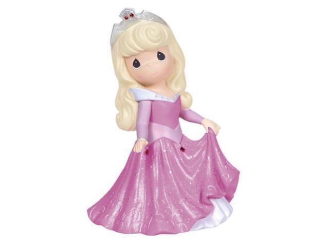Precious Moments girl As Princess Aurora - Rotating Musical Figurine (875555023640 Furniture) photo