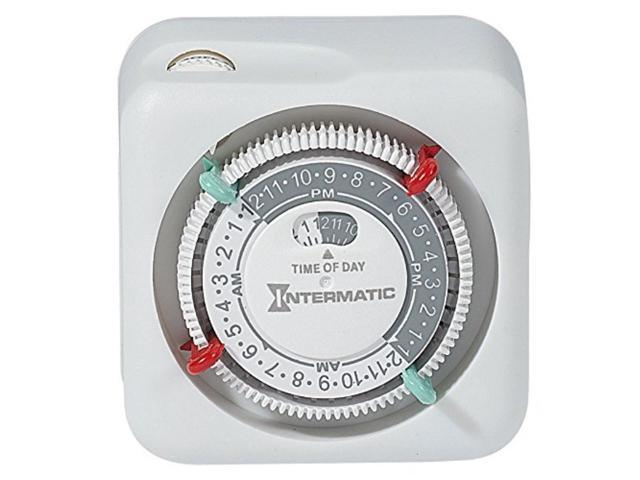 Intermatic TN111K 15-Amp Lamp and Appliance Timer photo