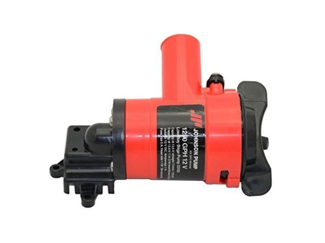 Low BOY Bilge Pump 1250 GPH 12V photo