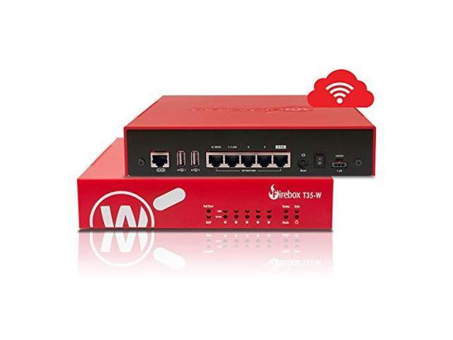 WatchGuard Firebox T35 Security Appliance with 1-Yr Standard Support US (WGT36001-US) photo