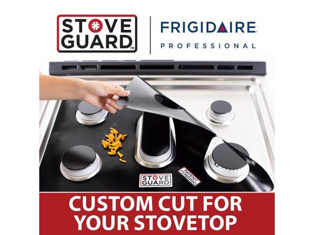 Frigidaire Stove Protectors - Stove Top Protector for Frigidaire FGGC3047QSB Gas Ranges - Ultra Thin Easy Clean Stove Liner photo