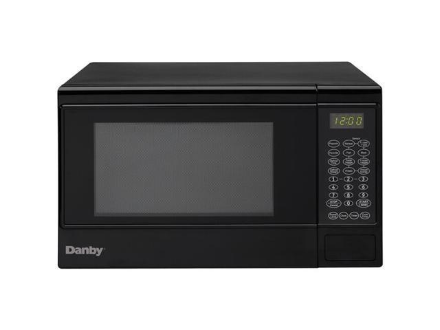 Danby DMW14SA1BDB 1.4 Cu. Ft. 1100W Black Countertop Microwave Oven photo
