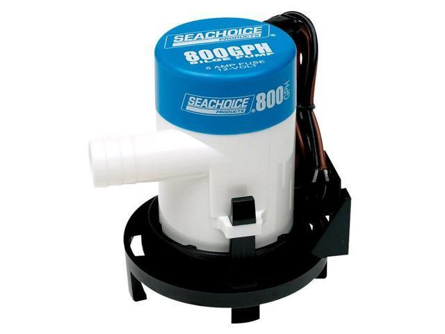 Seachoice 800 gph Automatic Bilge Pump 12 volt photo