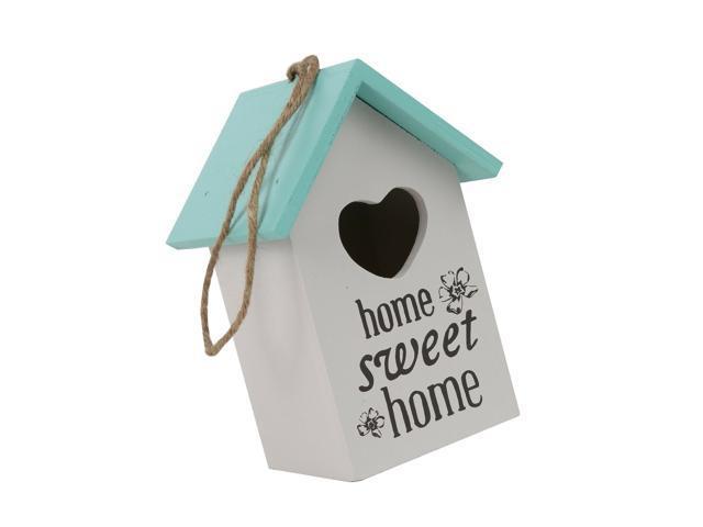 TRENTON Gifts Hand Painted Bird House Key Keeper, Hide a Key Bird House (921467057225 Home & Garden) photo