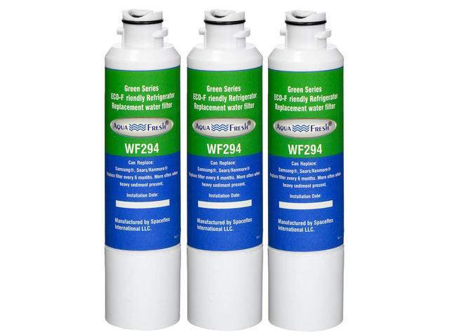 AquaFresh Replacement Water Filter for Samsung RH22H9010SR/AA Refrigerators 3Pk photo