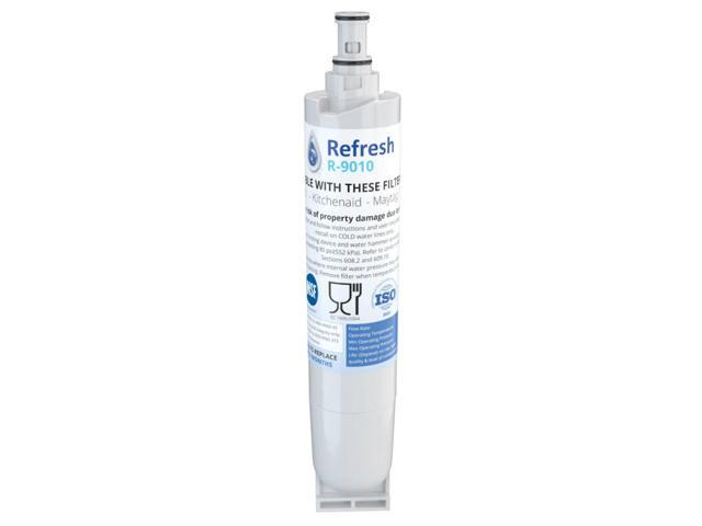 Refresh Replacement Water Filter - Fits Whirlpool ED2FHEXNQ00 Refrigerators photo