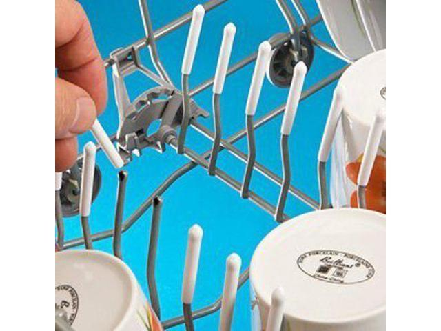 Hamptons Dishwasher Prong Tine Caps Dishwasher Repair, Set of 20 photo