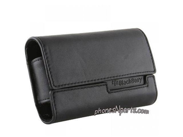 New OEM Blackberry Womens Horizontal Leather Pouch Purse Case Q5 Q10 9900 9800 (818200506662 Electronics Communications Telephony Mobile Phone Cases) photo