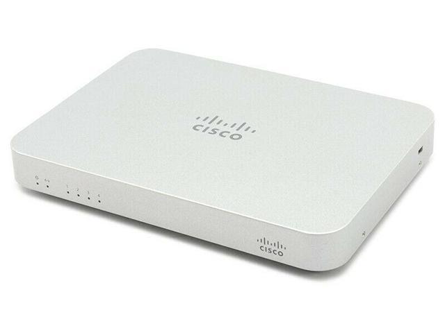 Recertified - Cisco Meraki MX60 600-16010 4-Port 10/100 Small Branch Security Appliance photo