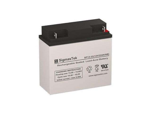 Xantrex Technology 1500 Jump Starter Replacement Battery by SigmasTek (974570663623 Electronics Power) photo