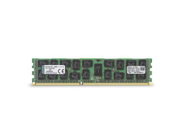 Kingston Technology 16GB 1600MHz DDR3L Reg ECC Low Voltage DIMM Memory for HP/Compaq Desktop KTH-PL316LV/16G (808112922377 Electronics Ram) photo