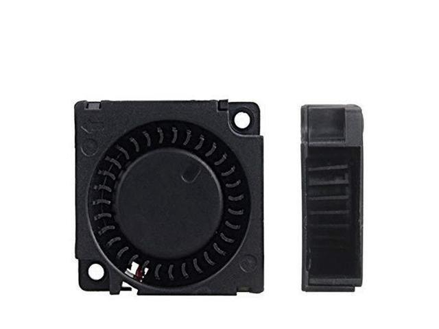 GDSTIME Cooling Blower Fan DC 12V 30mm x 10mm Dual Ball Bearings for 3D Printer Humidifier Aromatherapy and Other Small Appliances Series Repair. photo