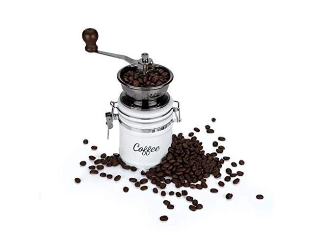 country cottage ceramic coffee grinder by twine photo