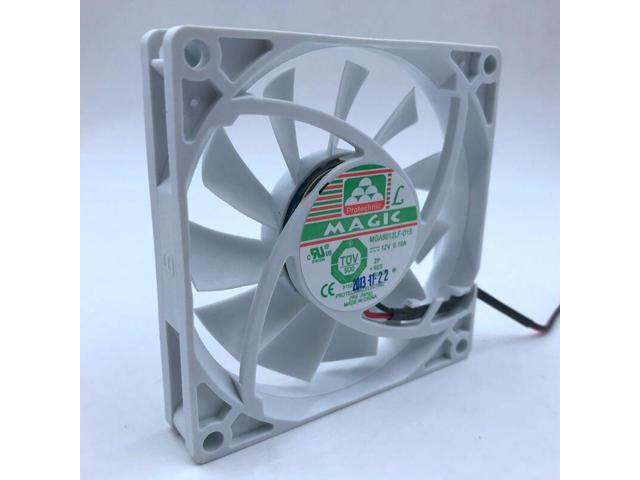 MGA8012LF-O15 MGA8012LF-015 Refrigerator fan 80*80*15mm 80mm DC12V 0.10A for Magic silent quiet coolinf fan photo