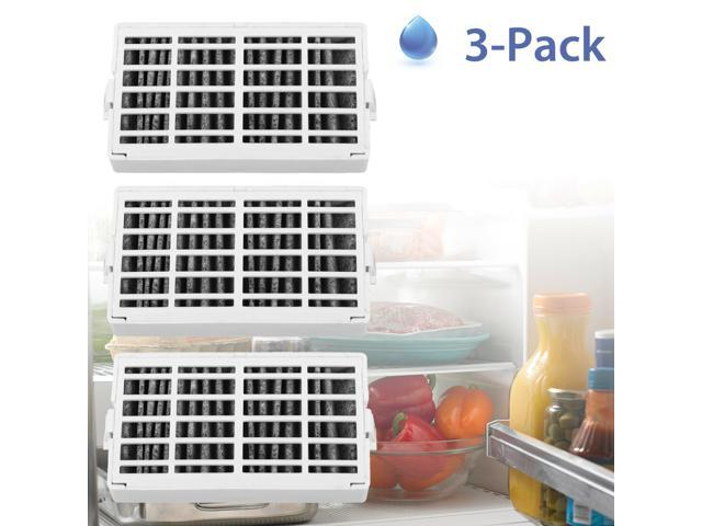 3-Pack Fresh Flow Comparable Refrigerator Air Filter for Whirlpool W10311524 photo