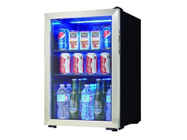 Danby 95 Can 2.6 Cu. Ft. Beverage Center Mini Fridge Refrigerator photo