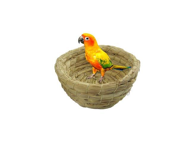 1PC Parrot Bird Cages Bird House Nest Parrot Container Hamster Nest Pet Accessories Bird Breeding Nest Decorative Cages (Electronics Computers Handheld Devices Pdas) photo