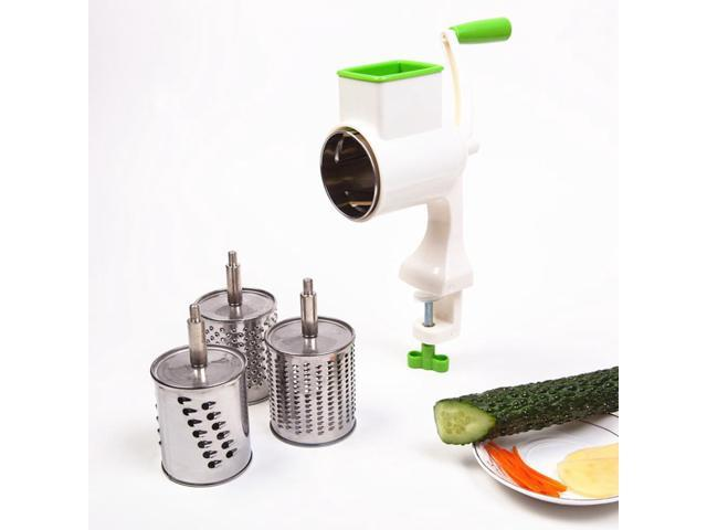Manual Fruit Vegetable Chopper Hand Pull Food Cutter Onion Nuts Grinder Mincer Shredder Multifunction Kitchen Accessories 5pz photo
