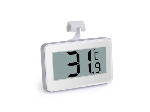 Household High-Precision Waterproof Electronic Thermometer Refrigerator Temperature Frost Alarm photo