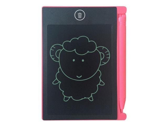LCD Writing Tablet Digital Drawing Electronic Handwriting Pad Message Graphics Board 8.5 inch black photo