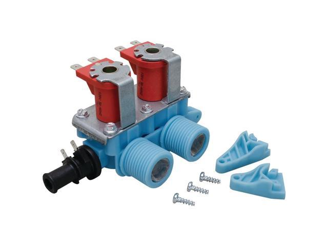 ERP WV-2 Washer Water Valve (Whirlpool 3979346 & 22002708, GE WH13X10006 & Electrolux 134890600) photo