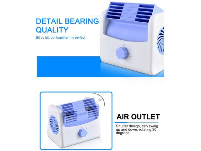 Fan Cooling DC 12V-24V Car Air Fan Cooler Adjustable Speed Quiet Cooling Fan Portable Car Air Conditioner Auto Vehicle Summer photo