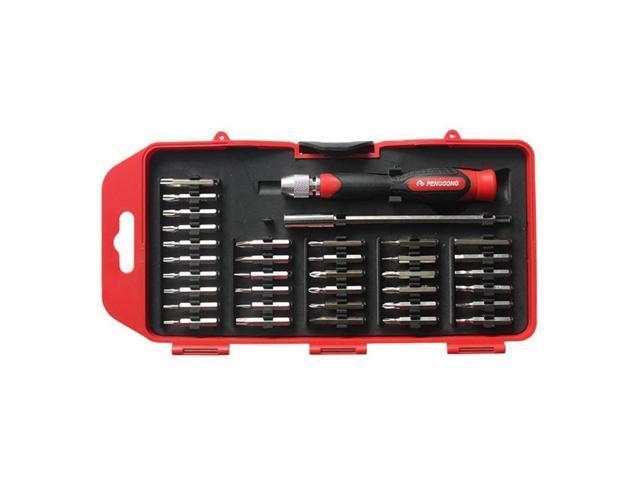 36pcs Screwdriver Kit Set Multi-function Home Electric Appliances Repair Screw Driver Bit Hand Tool Kit photo