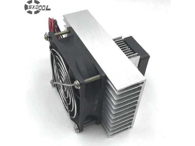 Peltier Specials in semiconductor electronic refrigeration small air-condition DIY mini air conditioner photo