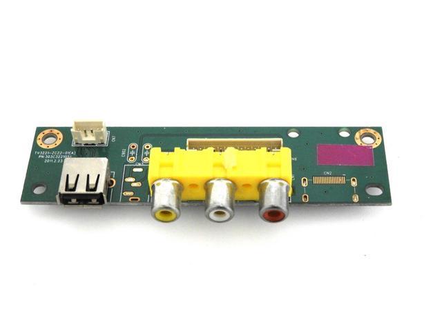 Recertified - Haier L32F1120 AV Input / HDMI Side Board 303C3221051 photo