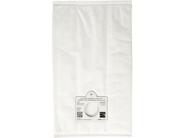 Kenmore 53292 Style Q HEPA Cloth Vacuum Bags for Kenmore Canister Vacuum Clea. photo