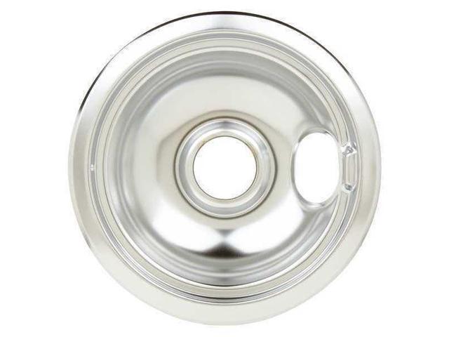 FRIGIDAIRE 316048414 Chrome Drip Pan,6 In photo